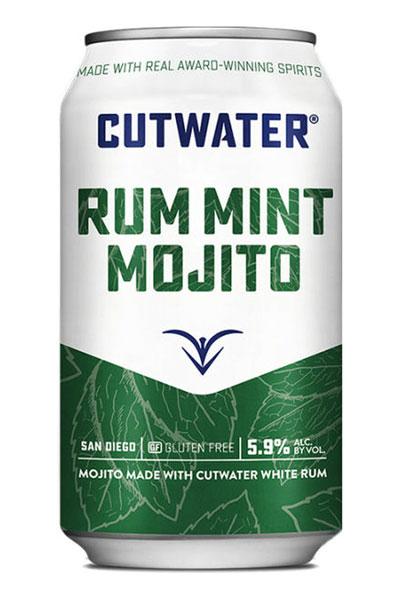 Cutwater Spirits Rum Mint Mojito