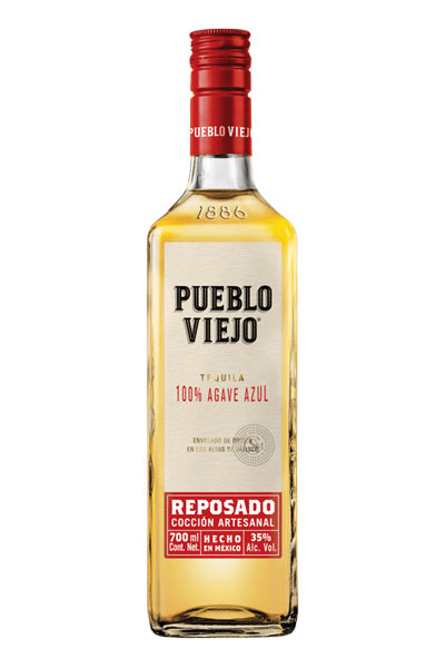 Pueblo Viejo Tequila Reposado