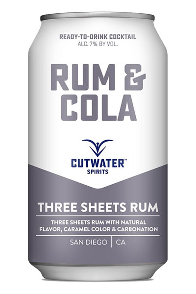 Cutwater Spirits Rum & Cola