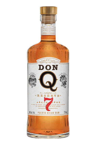 Don Q 7 Years Reserve